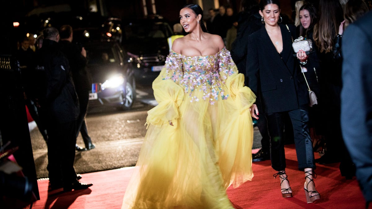 Bold Looks Shined Bright at the Pretty Drab 2020 BAFTAs