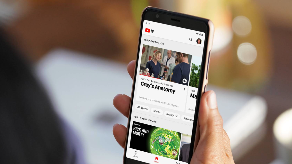 YouTube TV Is Adding 4K Streaming and Offline Viewing - Gizmodo