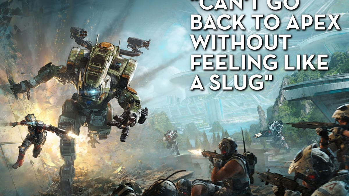 Titanfall 2, As Told By Steam Reviews