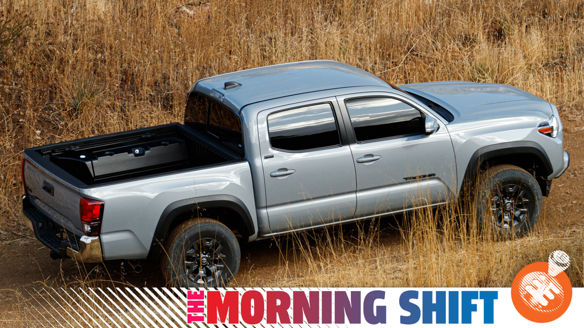 The Toyota Tacoma Can't Be Beaten