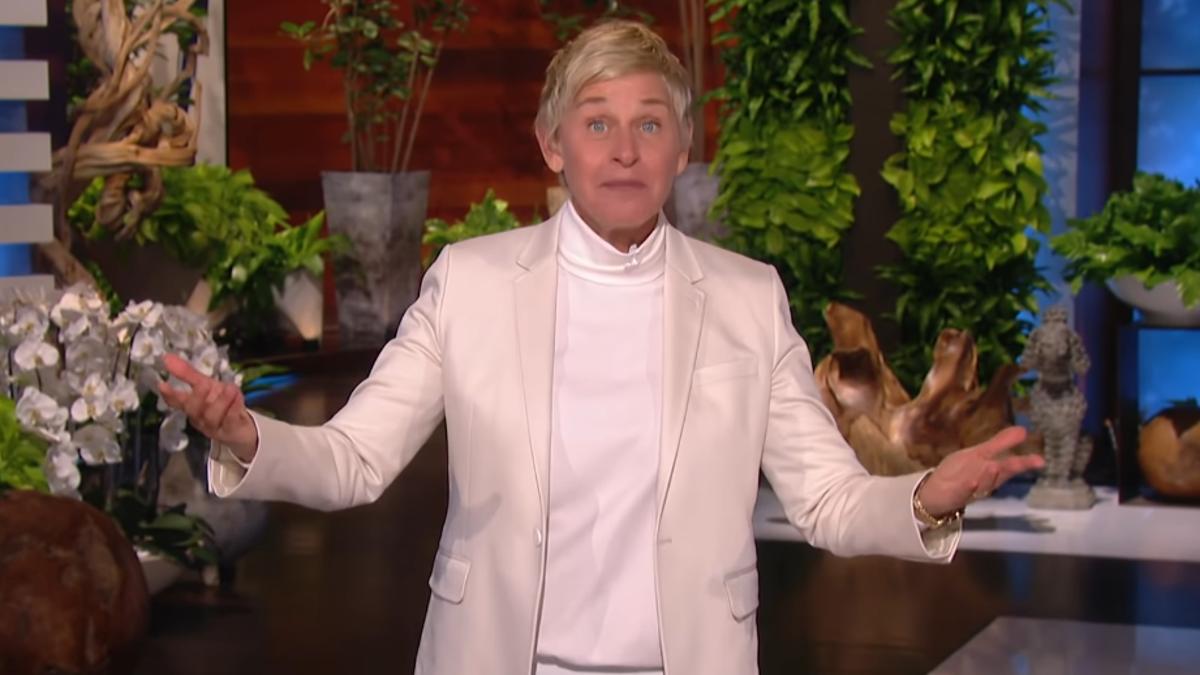 Ellen DeGeneres Staffers Supposedly Think Her Comeback Monologue Sucked