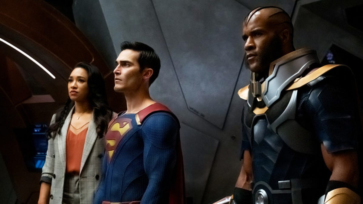 The Crisis on Infinite Earths Trailer Promises a Crossover of Superheroic Proportions