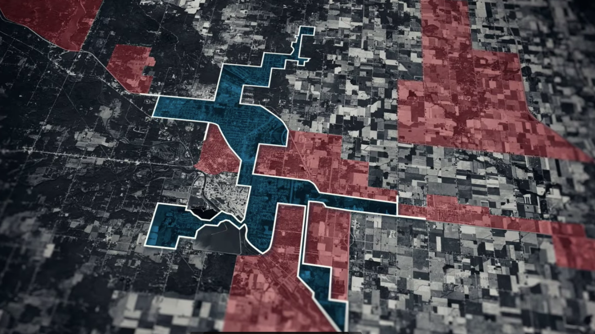 Watch a trailer for Slay The Dragon, a political documentary exposing the dangers of gerrymandering
