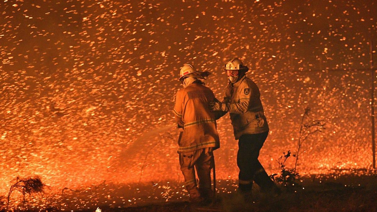 australia u0026 39 s bushfires show there is no safe global warming