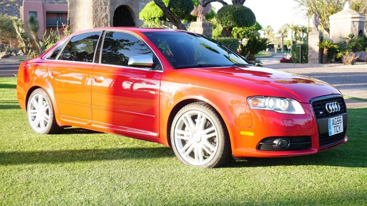 At $9,500, Is This 2007 Audi S4 Quattro A Super-Good Deal?