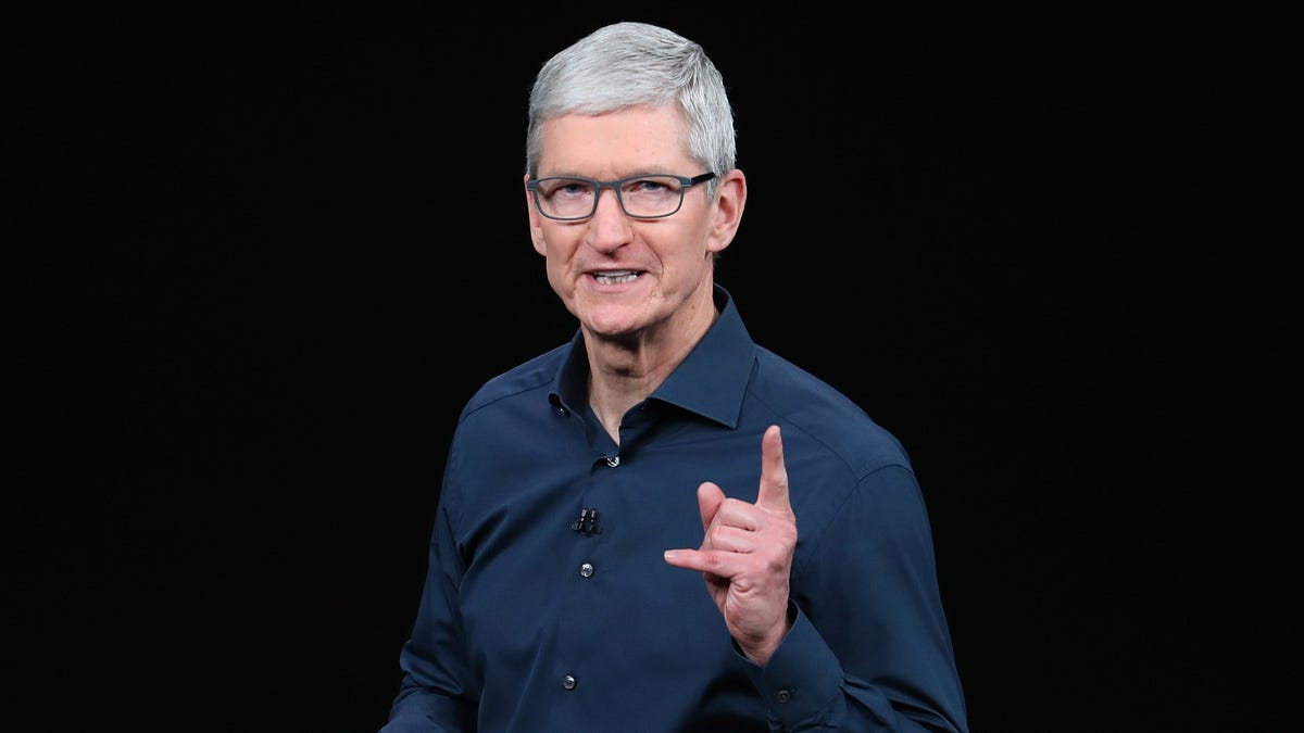 Tim Cook Explains Why Apple Sold Out Hong Kong Protestors, Doubles Down