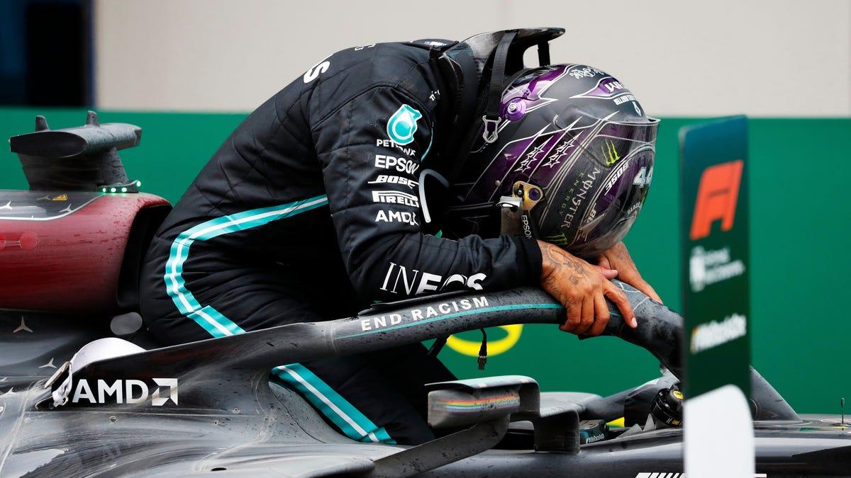 Lewis Hamilton Wins Turkish Grand Prix, 7th World Championship
