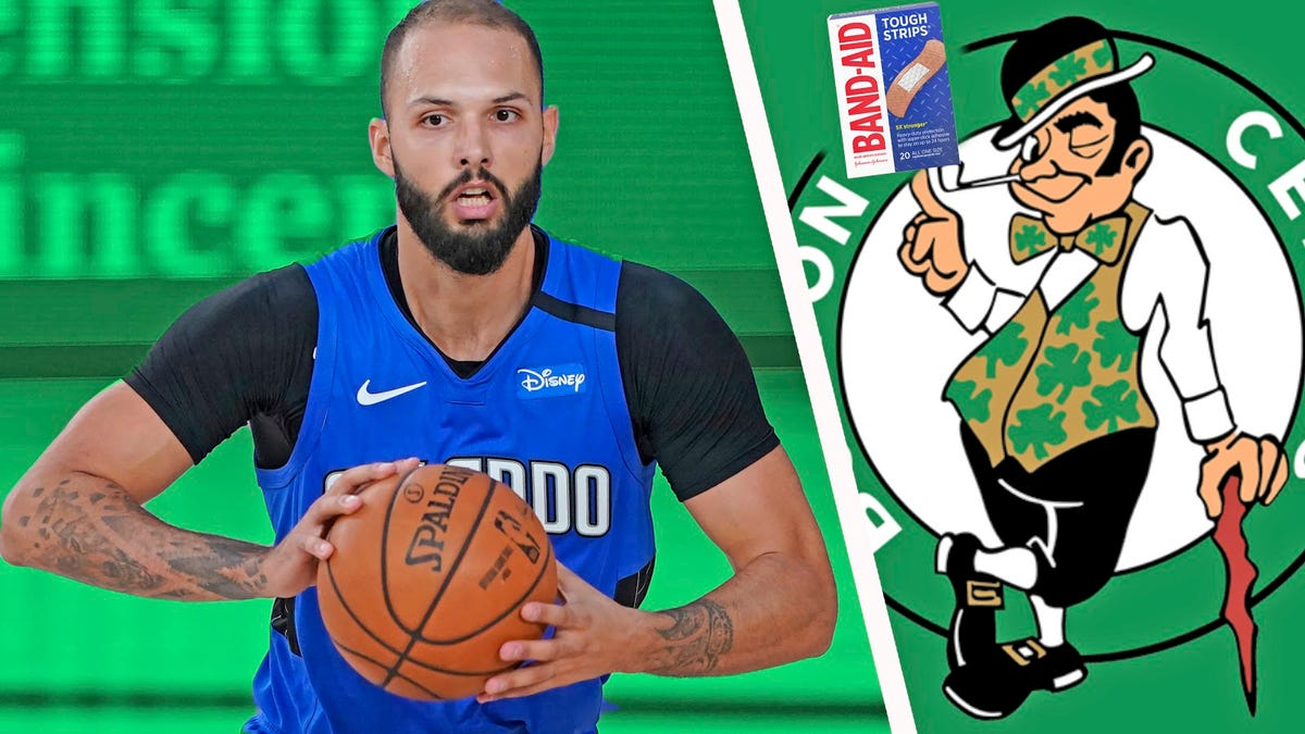 Celtics try to fix gaping wounds with a Band-Aid in Evan Fournier deal
