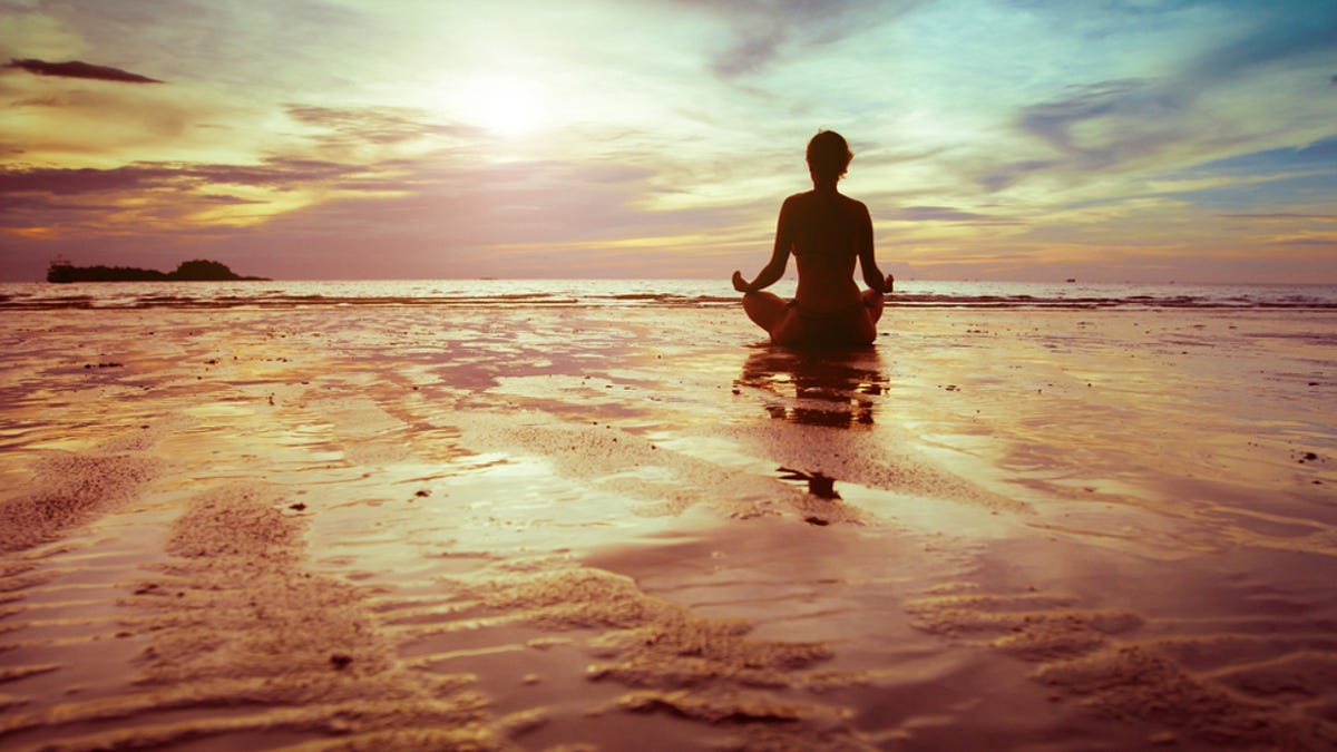 How 2 Guide On Meditation, Relaxation and Finding Your Inner Core. - cover