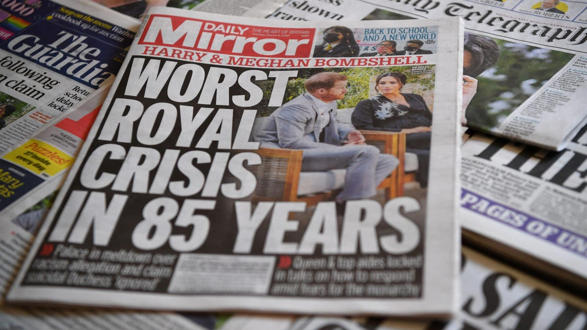 Windsors 'Saddened' to Learn of Their Own Racism