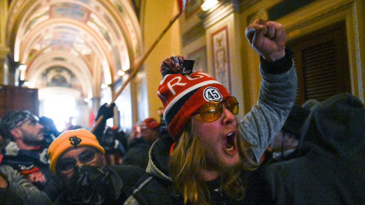 Not Sure If Trump Incited Capitol Hill Rioters? Just Ask Them