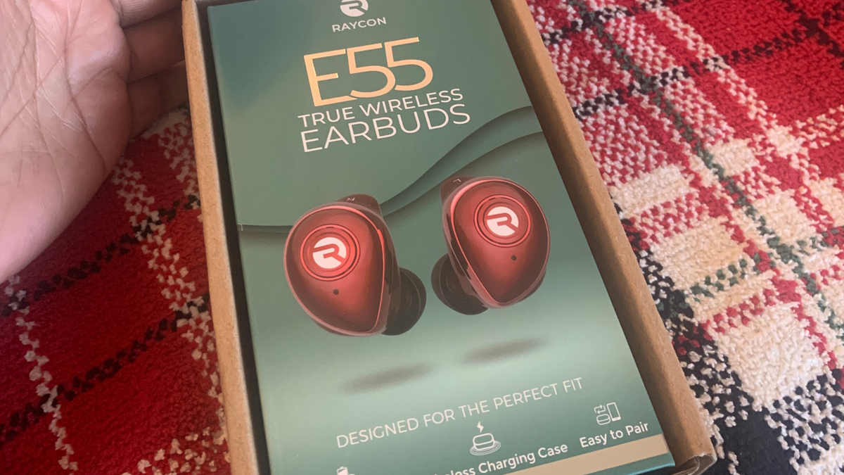 Product Review Ray J S Raycon E55 True Wireless Earbuds