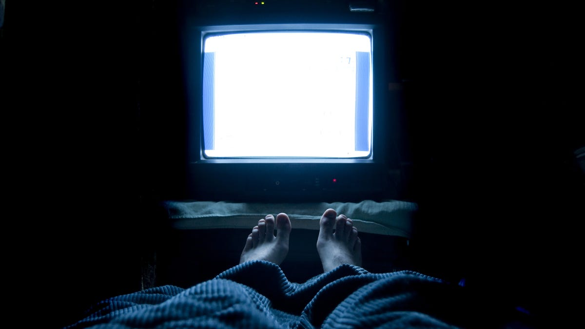 Is Falling Asleep With the TV on Really That Bad for You?
