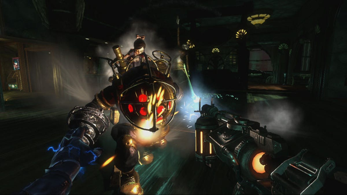 Would You Kindly Buy BioShock: The Collection on Xbox for $10?, The Gamers Dreams, thegamersdreams.com