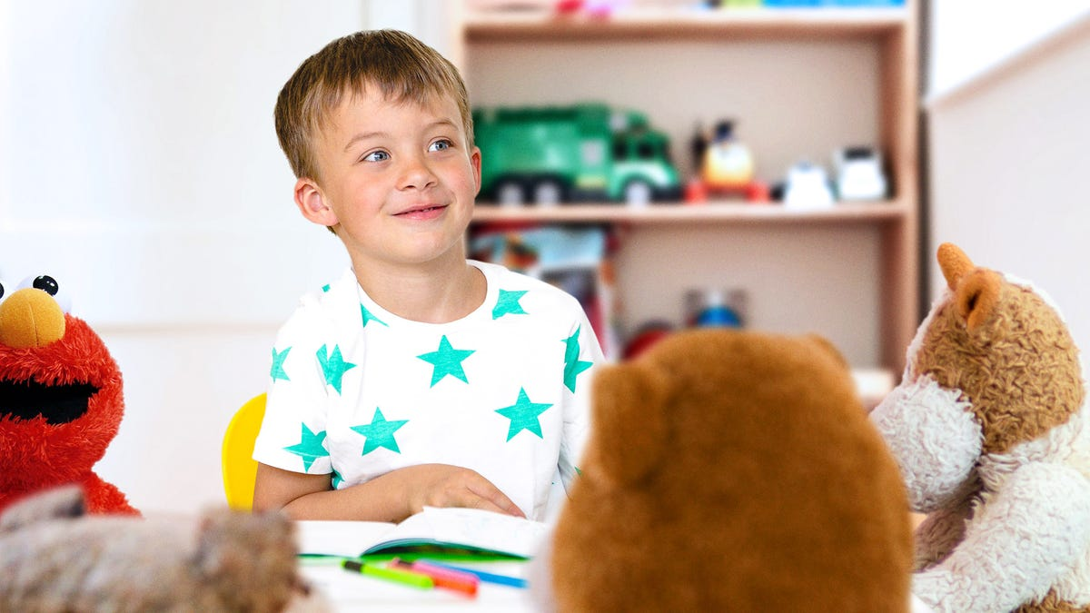 Precocious 5-Year-Old Already Holding Long, Pointless Business Meeting With Stuffed Animals