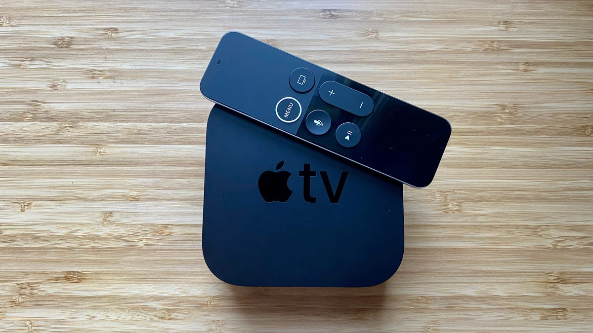 The Apple TV Has the Best Streaming Remote