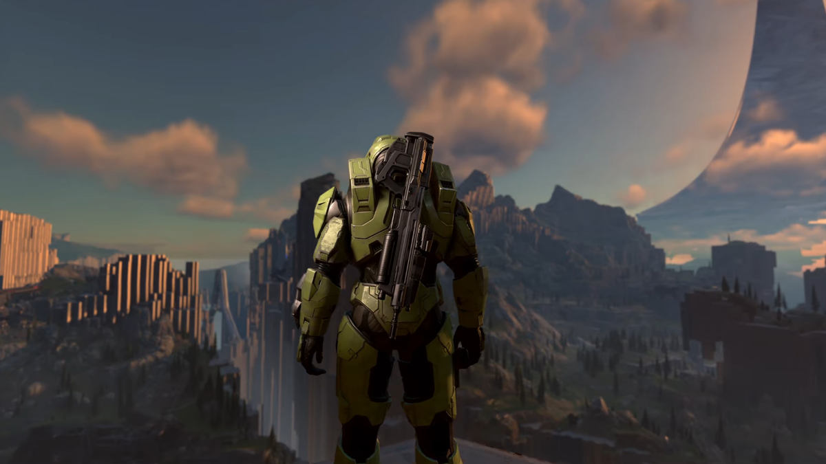 Halo Infinite Multiplayer Might Be Free-To-Play According To Store Listing [Update: It Is]