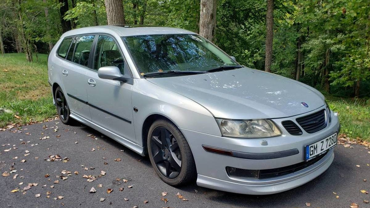 At $4,700, Could This 2007 Saab 9-3 SportCombi Aero Be The Swede You Need?