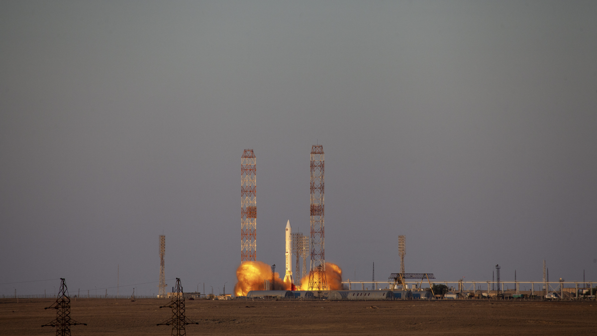 gizmodo.com - George Dvorsky - Russia Averts Possible Disaster as New Space Station Module Finally Reaches Proper Orbit