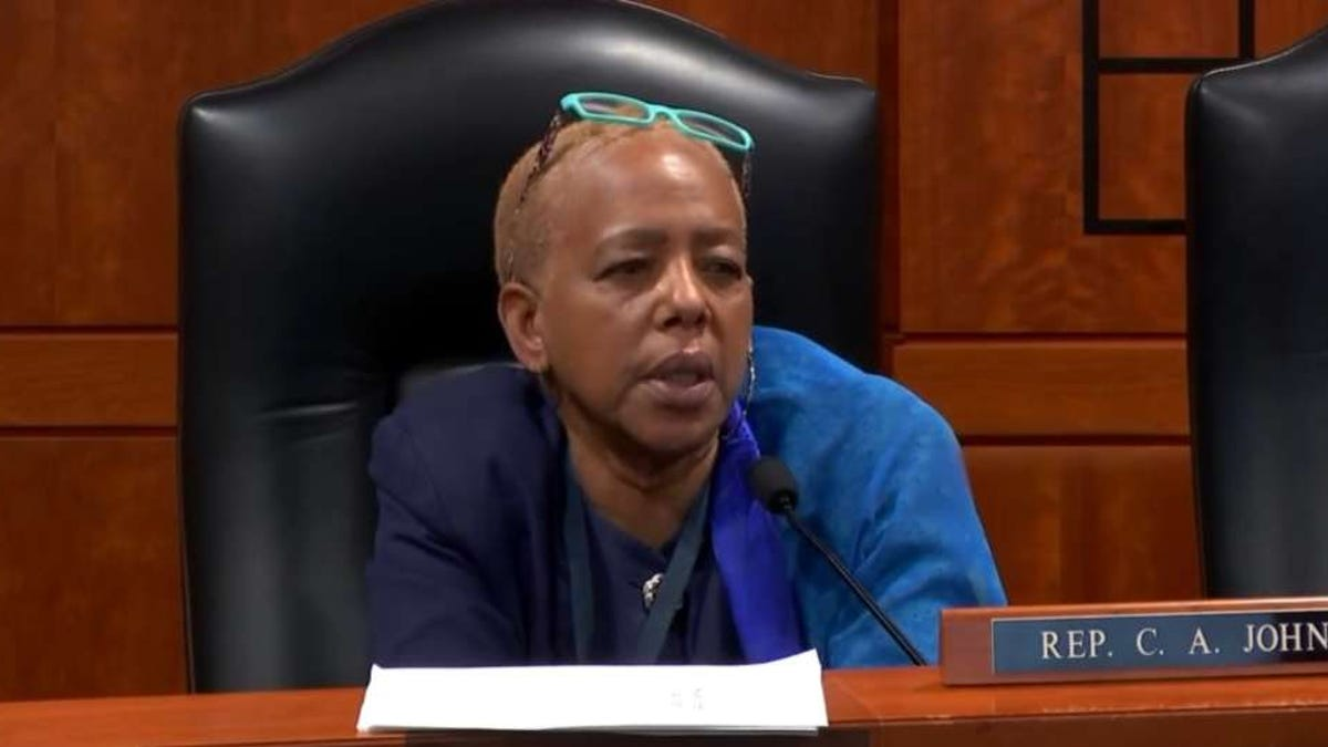 Black Female Lawmaker Isn't Caving in After Death Threats, Losing Committee Assignments