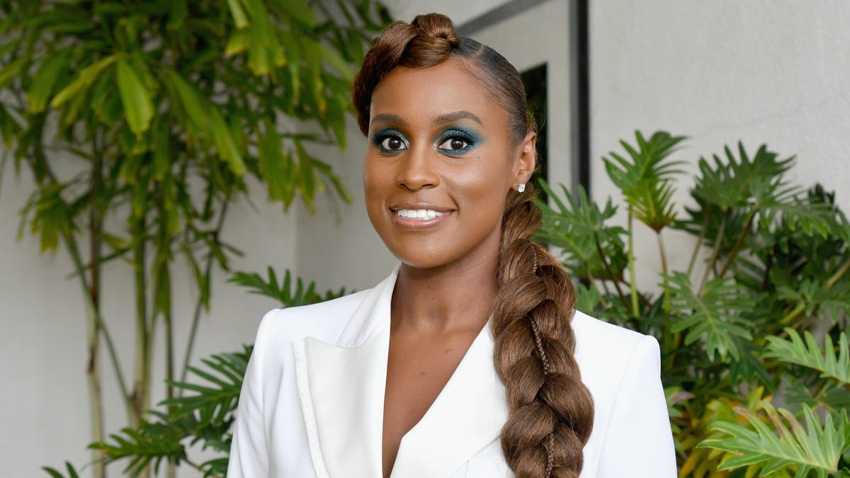 Congratulations to Issa Rae, Who Got Married In a Very Expensive-Looking Vera Wang Gown