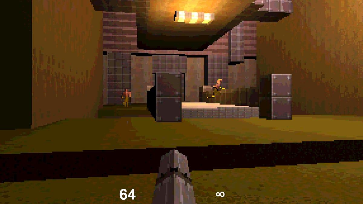 Wow, This Quake Clone Is Smaller Than A Word Doc