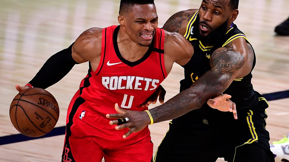 Hey Lakers, take a step back and rethink this Westbrook deal