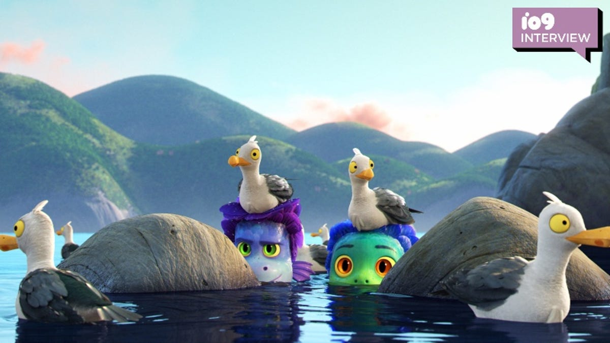 Pixar's Luca Went Through Many Big Changes on Its Way to Disney+