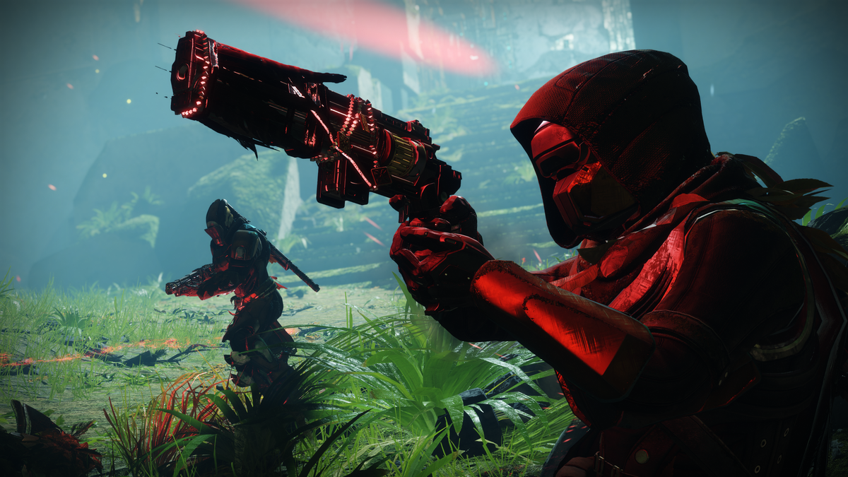 One Well-Placed Grenade Will Bring Down A Boss In Destiny's Latest Raid