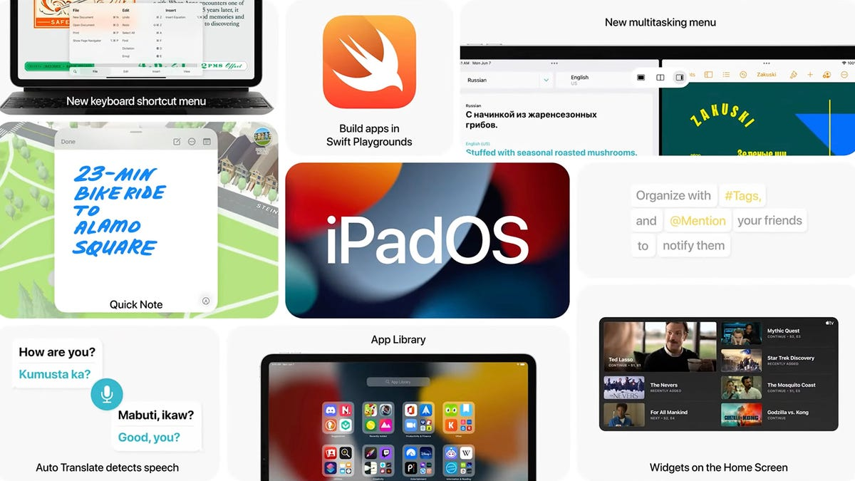 Apple's Big iPad Software Upgrade Is Here: What to Try First