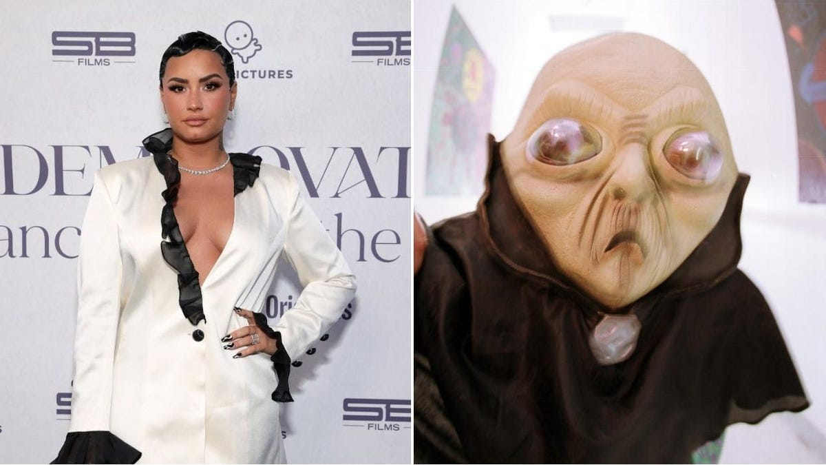Demi Lovato is going to investigate UFOs on Peacock, naturally