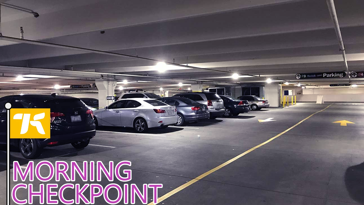 Someone Found Their Real-Life Secret Parking Spot In The Division 2