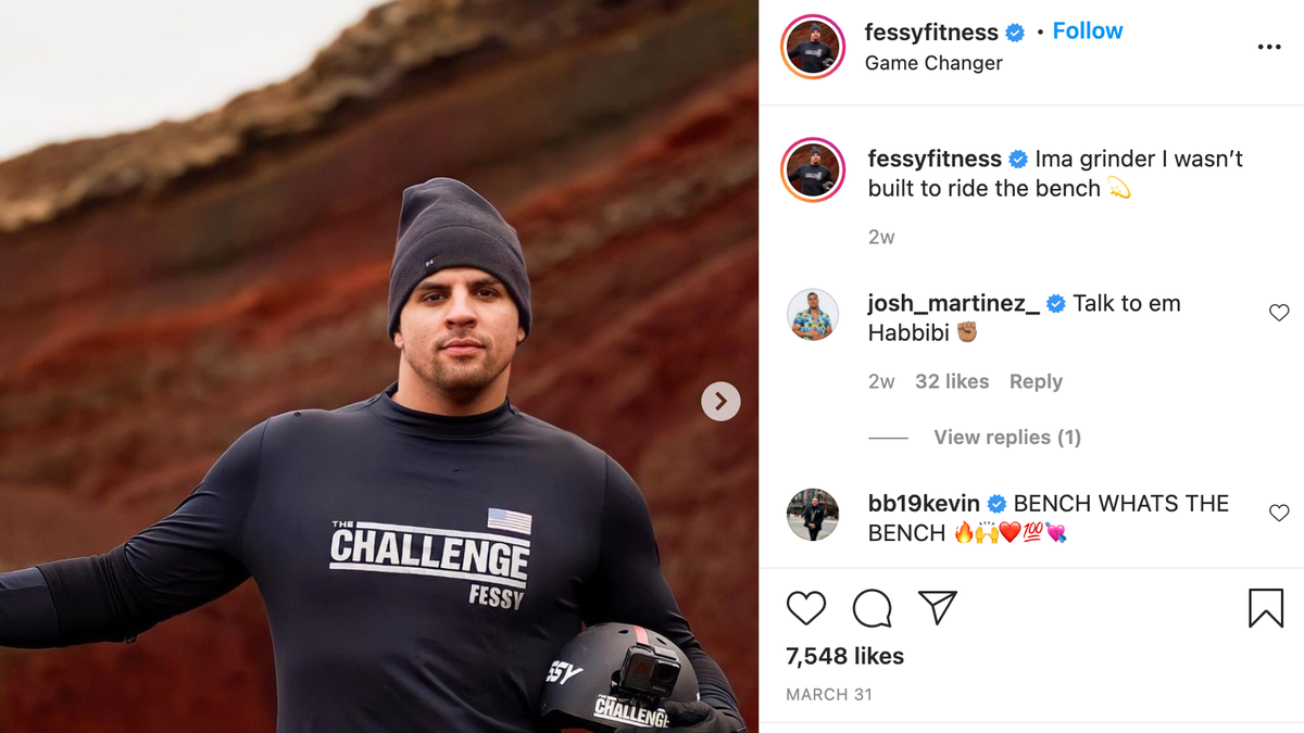 Should Fessy Have Eaten the Testicles?