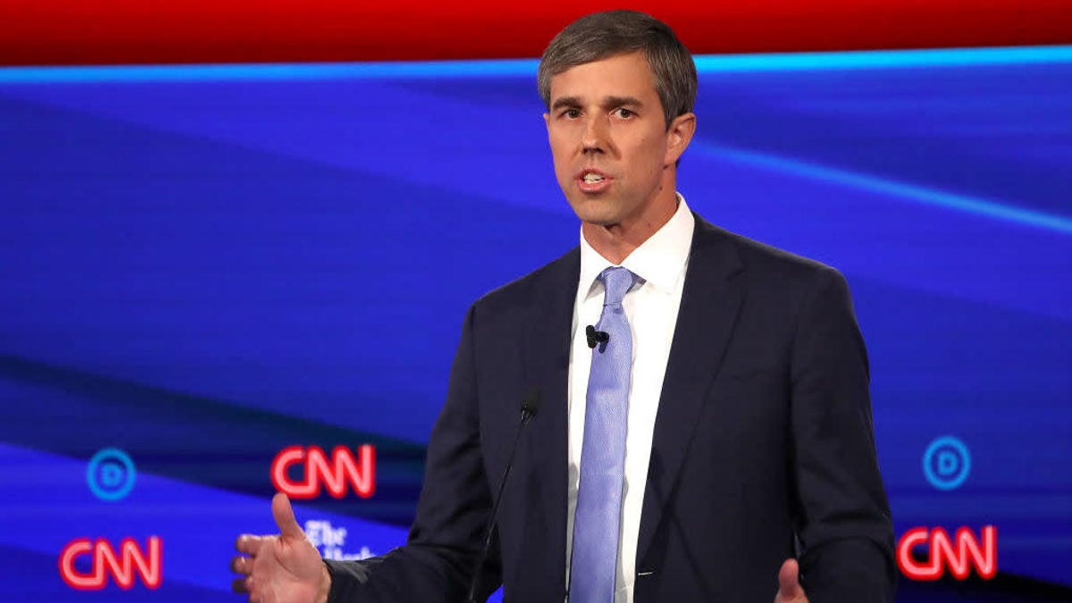 Beto, His Campaign Pockets Light and His Poll Numbers Low, Bows Out of His Run for the Oval Office