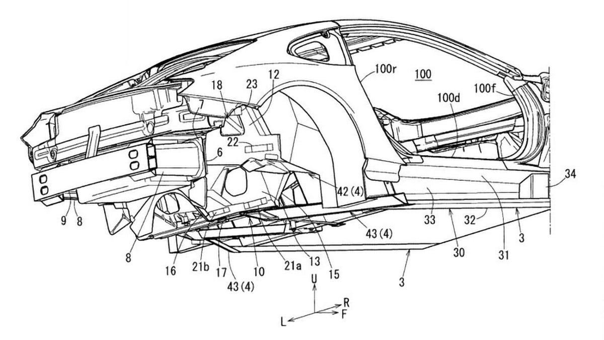Es scheint, als arbeite Mazda an einem neuen Flaggschiff-Sportcoupé