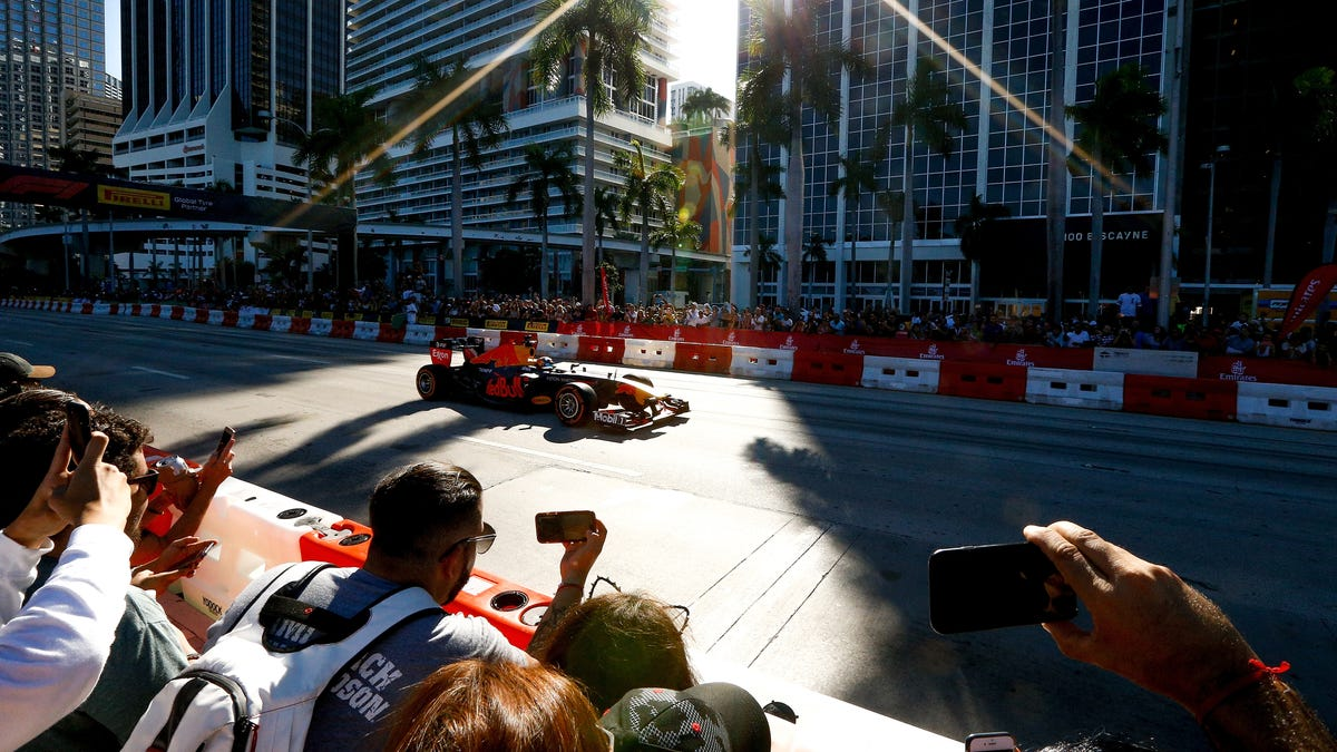 What Do You Want To See From A Miami F1 Race?