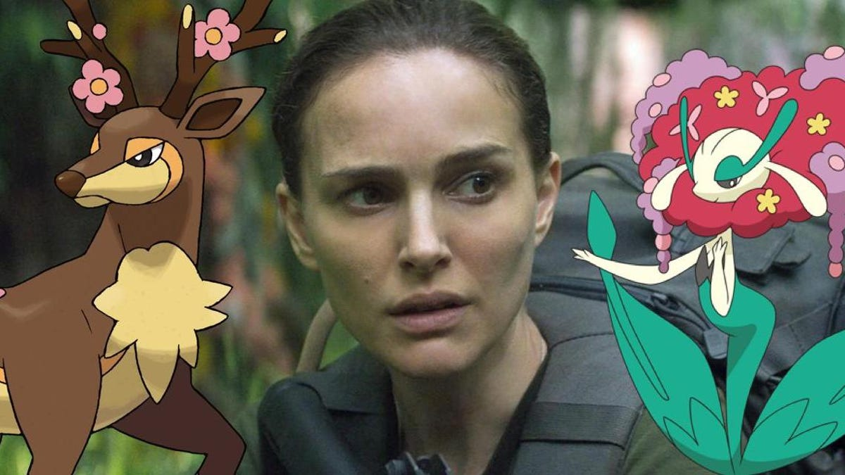 Annihilation Is Actually a Warning About How Dangerous the World of Pokémon Really Is