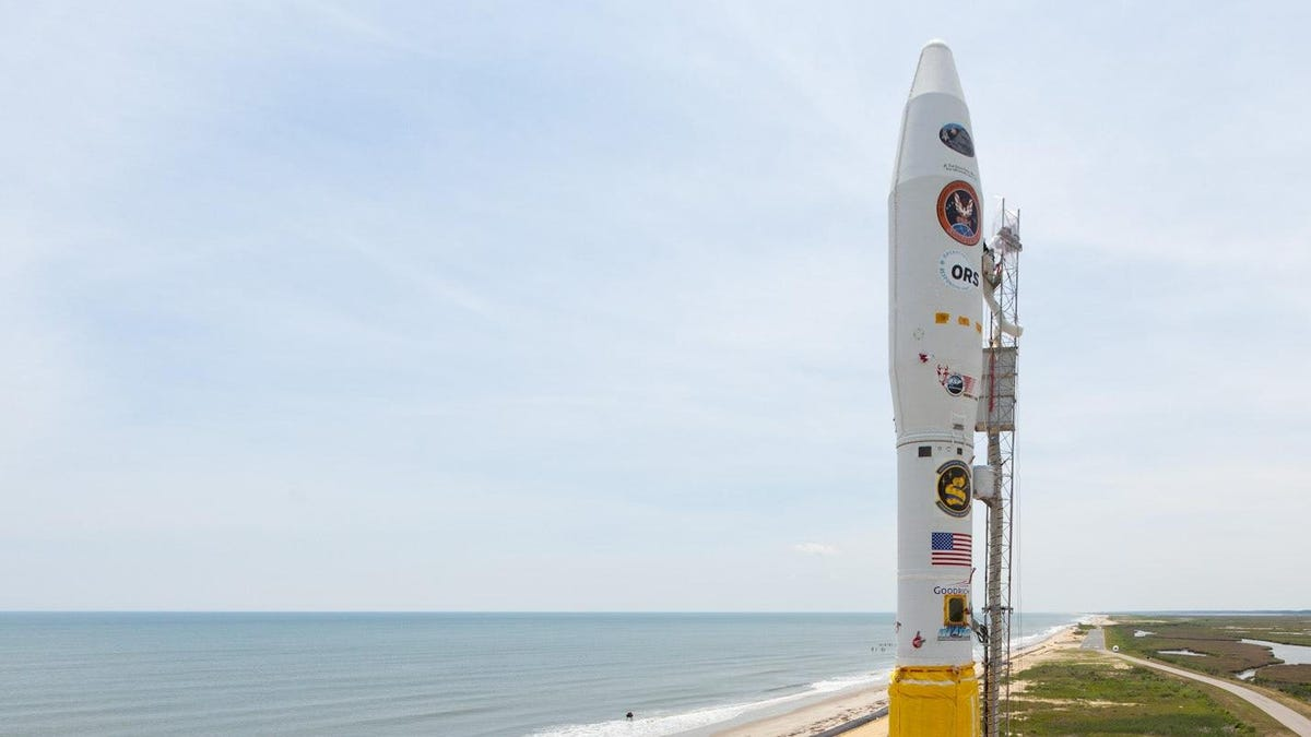 Space Force Rocket Launch Should Be Visible From Eastern U.S. Tuesday Morning