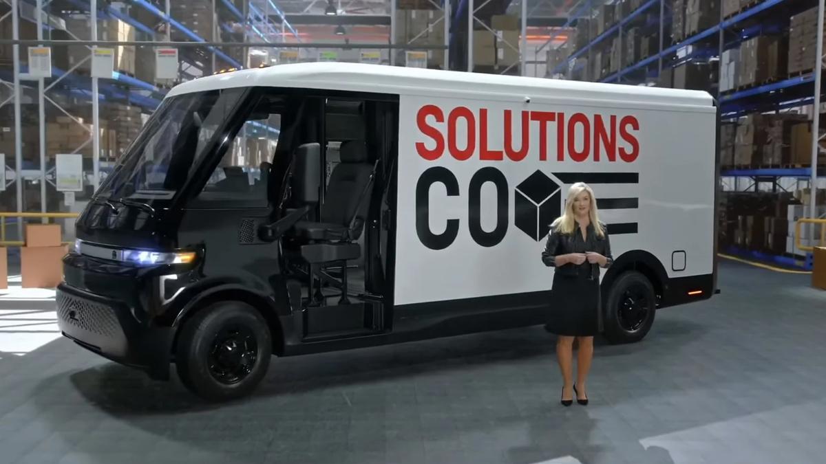 GM will mit elektrischen Transportern gegen Ford E-Transit antreten