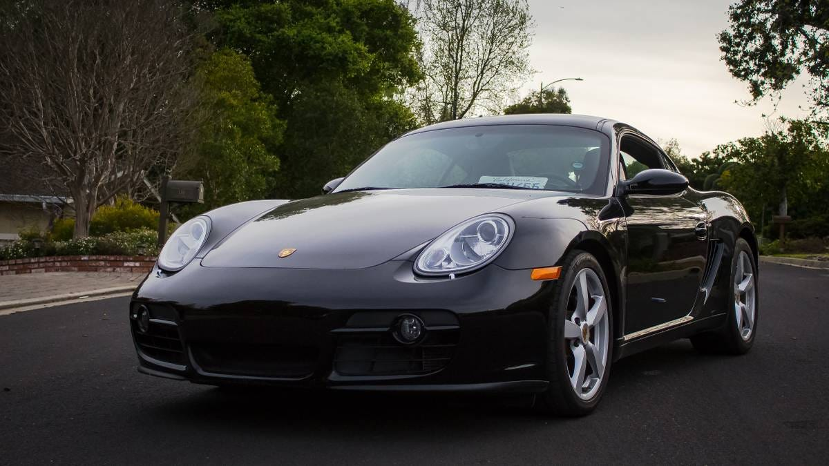 At 21000 Will This 2007 Porsche Cayman Have You Saying
