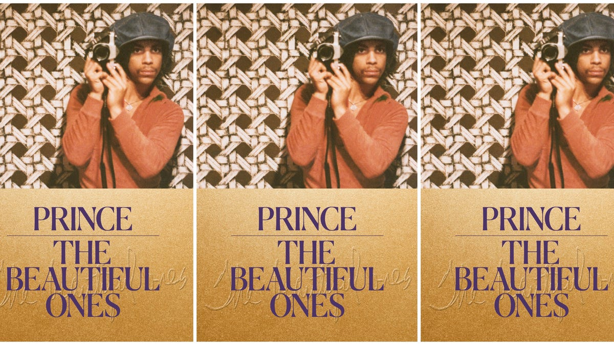 Prince's Posthumous Memoir The Beautiful Ones Celebrates His Humanity. A Musical Event in New York City Will C
