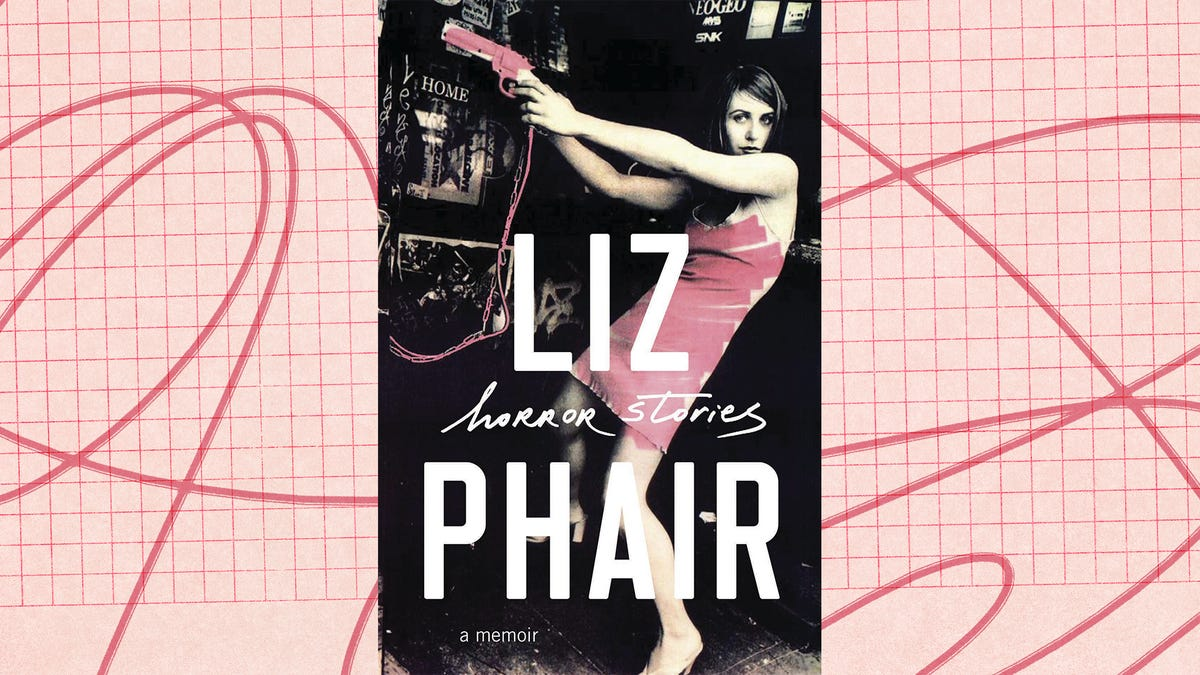 The ghosts and monsters are all internal in Liz Phair's Horror Stories