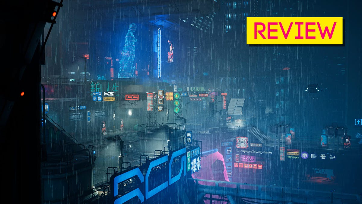 The Ascent Makes Good On Cyberpunk 2077's Promise