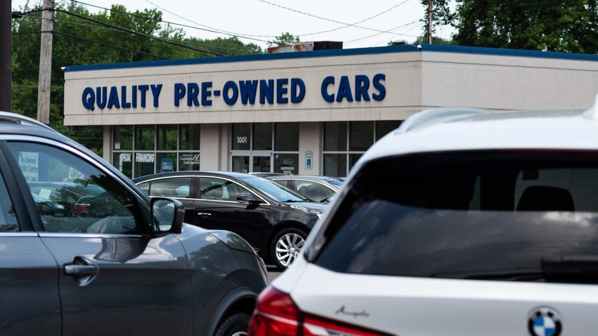 The Car Shortage Is About To Get A Whole Lot Worse