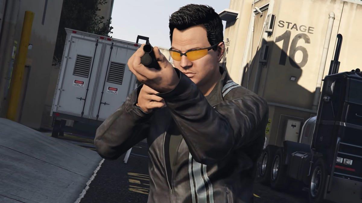 GTA Online's Latest Update Adds A Hard-To-Kill Terminator Knock-Off - Kotaku