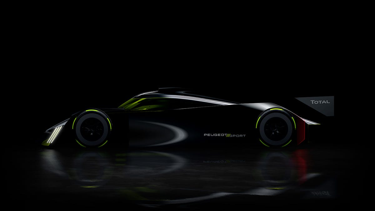 This Is The Engine That Will Power Peugeot's Le Mans Hypercar Hopes