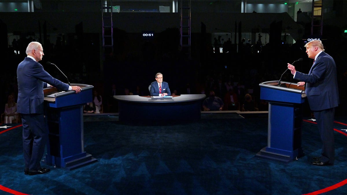Highlights From The First 2020 Presidential Debate - the onion