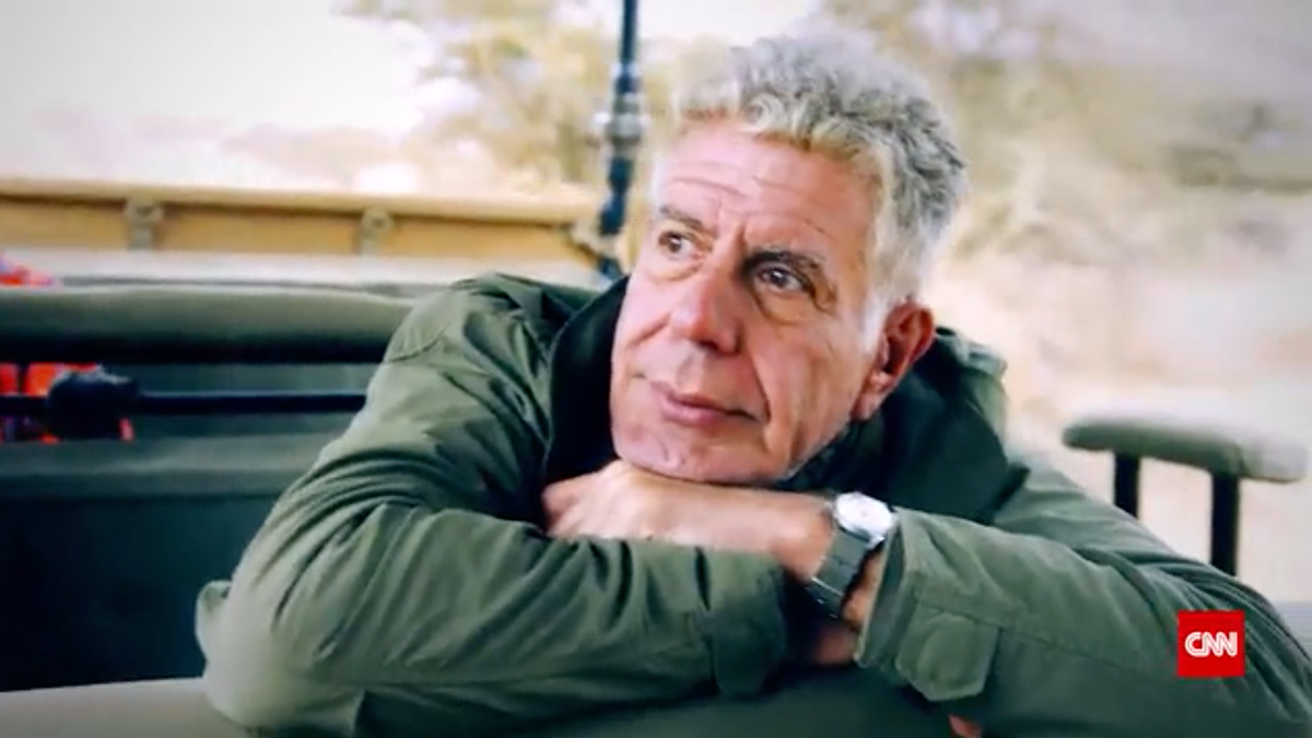 Your Afternoon Cry: the First Clip From the Final Season of Parts Unknown Is Here