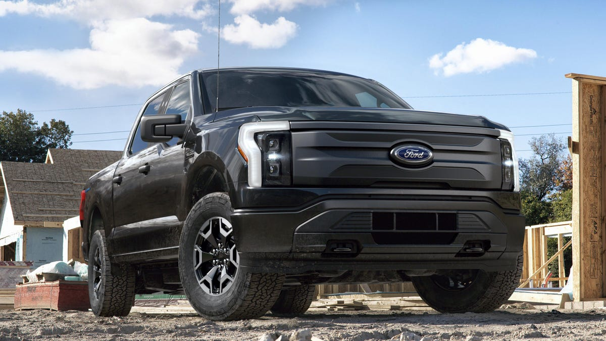 The Most Affordable Ford F-150 Lightning Is Officially Here