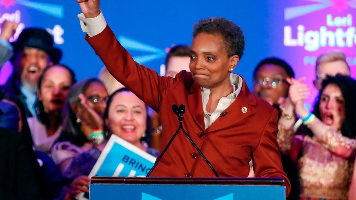 Why White People Are Whining About Lori Lightfoot, Explained